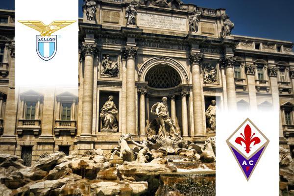 Lazio - Fiorentina repülős út