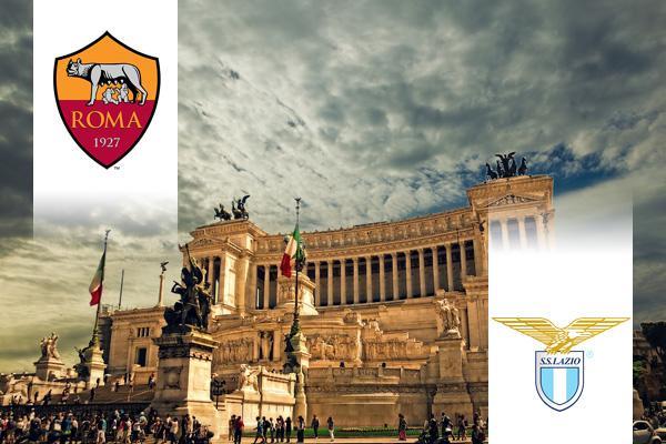 Roma - Lazio repülős út