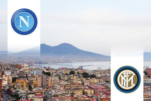 Napoli - Internazionale repülős út
