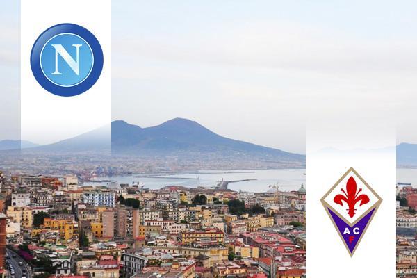 Napoli - Fiorentina repülős út