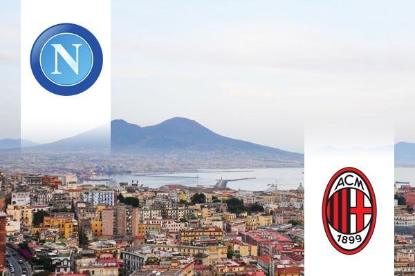 Napoli - Milan repülős út
