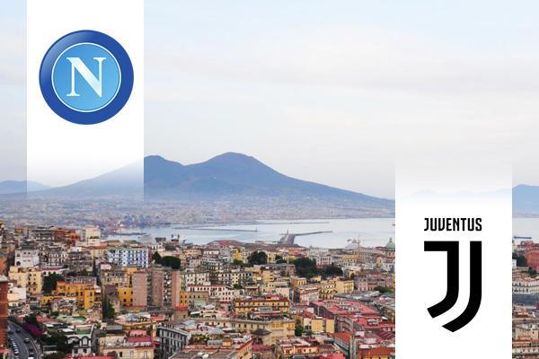 Napoli - Juventus repülős út