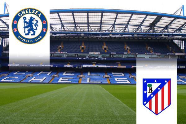 Chelsea - Atlético Madrid BL repülős út