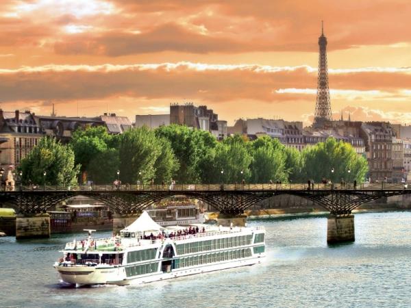 Folyami hajóút - Párizstól a La Manche-ig - MS Amadeus Diamond