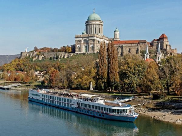 Folyami hajóút - Duna Delta  - MS Prinzessin Sisi
