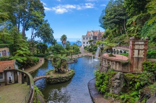 Madeira tavasszal