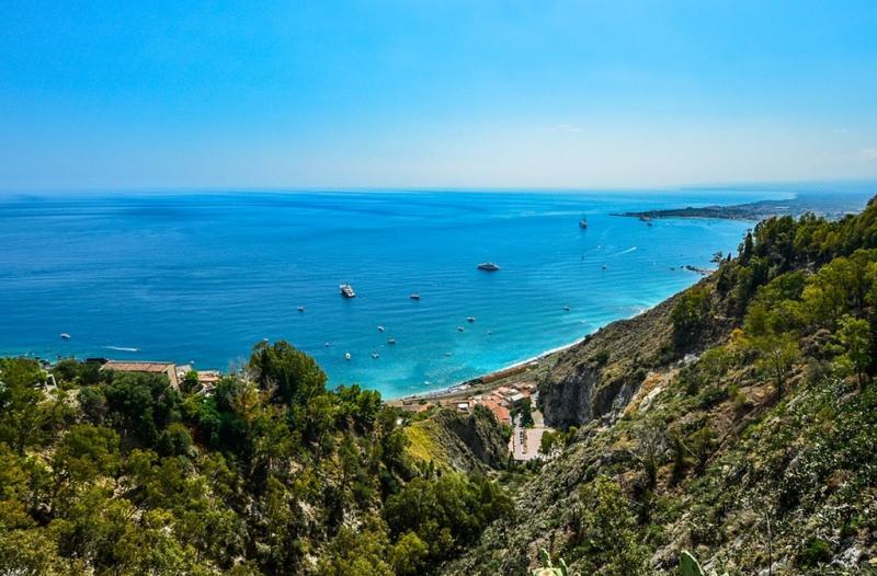 Nyaralás Szicíliában
