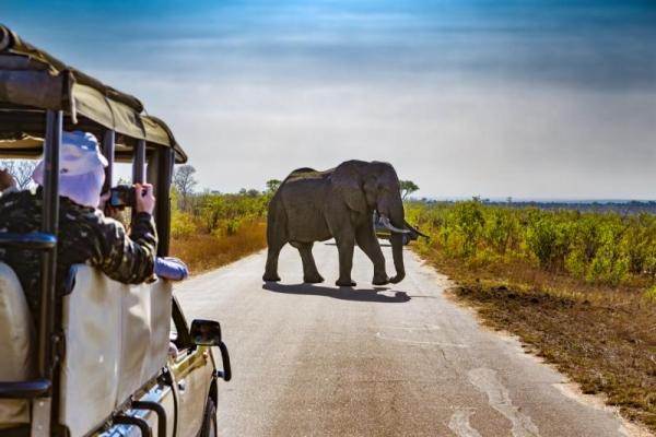 A Krüger Nemzeti Park, Szváziföld és Zuluföld felfedezése