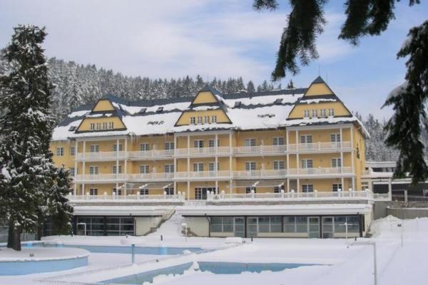 Szlovákia - Grand Hotel Strand ****