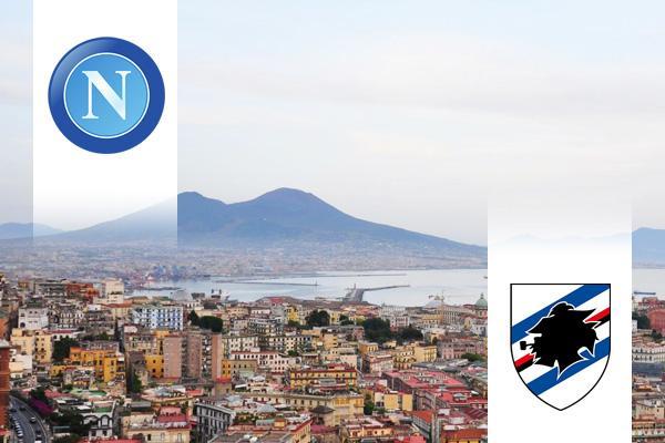 Napoli - Sampdoria repülős út
