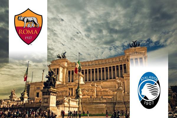 Roma - Atalanta repülős út