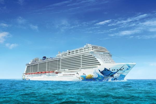 NCL Escape - Karibi hajóút New Yorkból