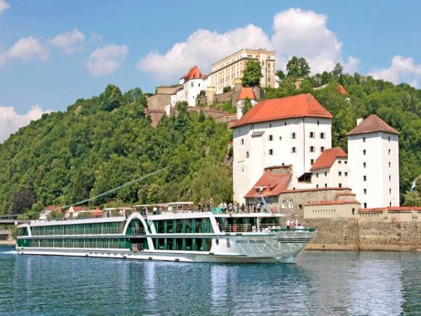 Folyami hajóút - Klasszikus Dunai hajóút - Budapest-Passau - Amadeus Brilliant