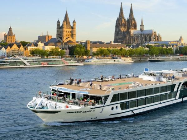 Folyami hajóút - Kék Duna - Nürnbergtől Budapestig - Amadeus Brilliant