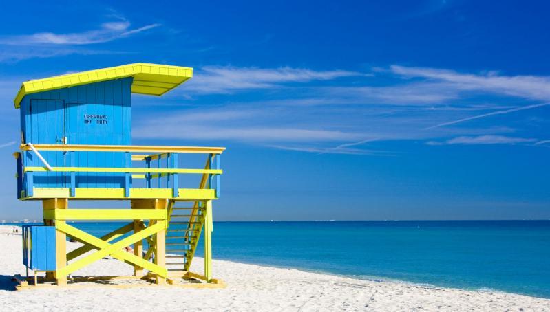 Tavaszi szünet Floridában - csoportos körutazás tengerparti pihenéssel
