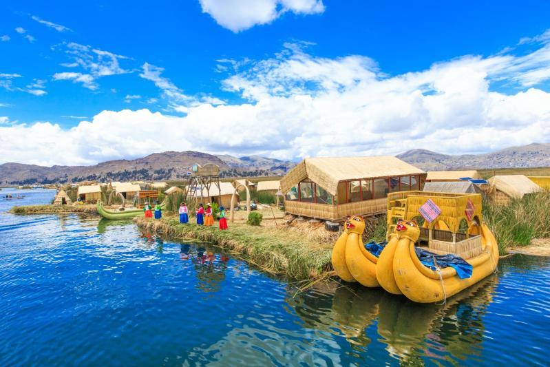 Peru és Bolívia varázslatos tájain