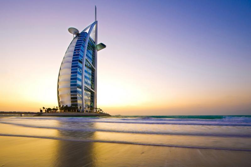 Nyaralás Dubai-ban