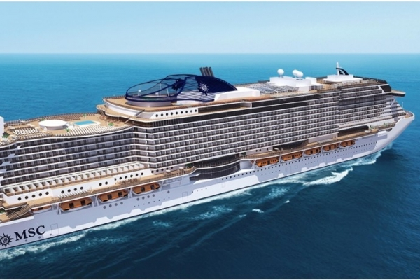 MSC Seaside - Karibi hajóút