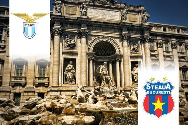 Lazio - Steaua EL repülős út