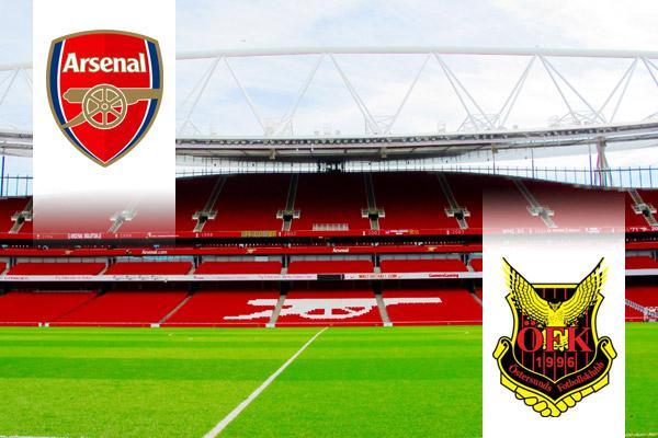 Arsenal - Östersunds EL repülős út