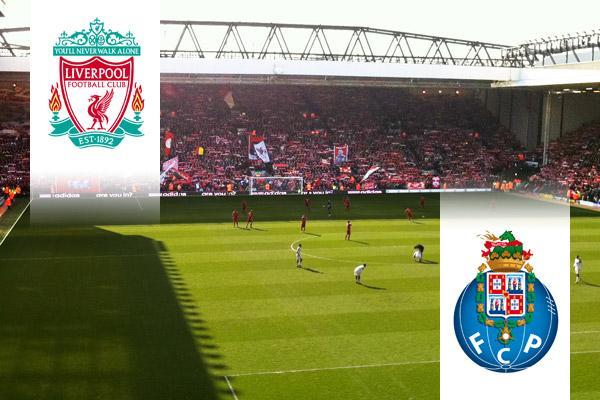 Liverpool - Porto BL repülős út