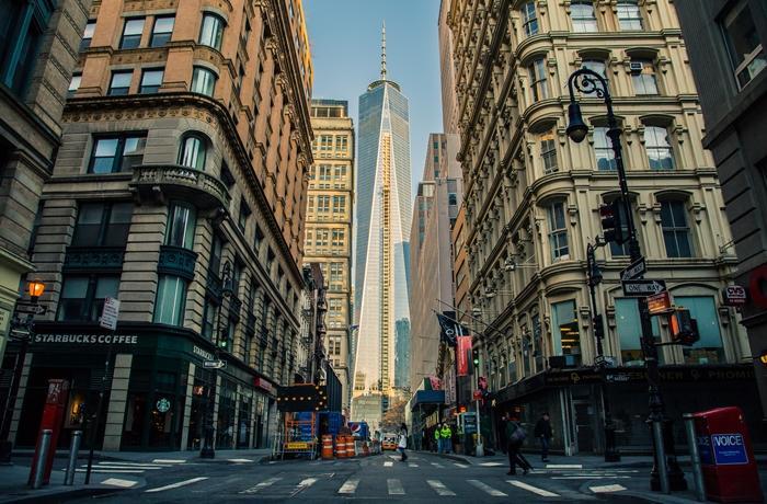 Washington és New York városlátogatás