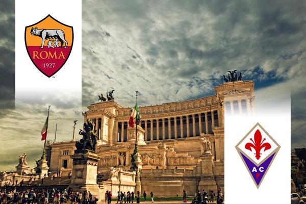 Roma - Fiorentina repülős út