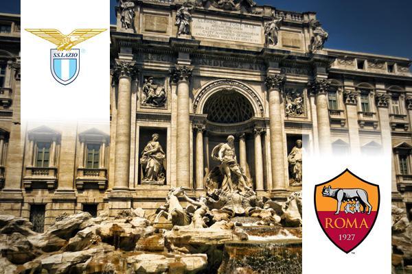 Lazio - Roma repülős út