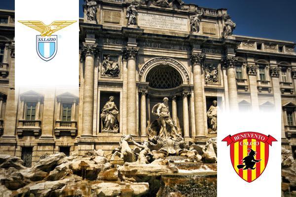 Lazio - Benevento repülős út