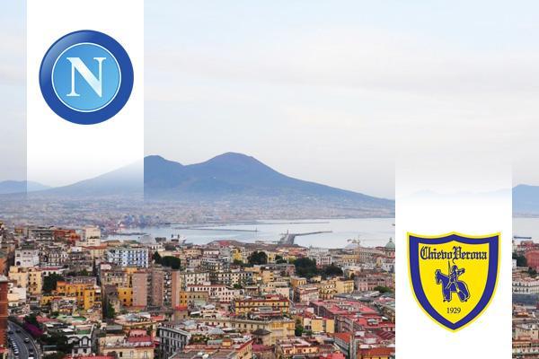 Napoli - Chievo repülős út