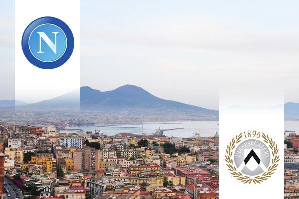 Napoli - Udinese repülős út