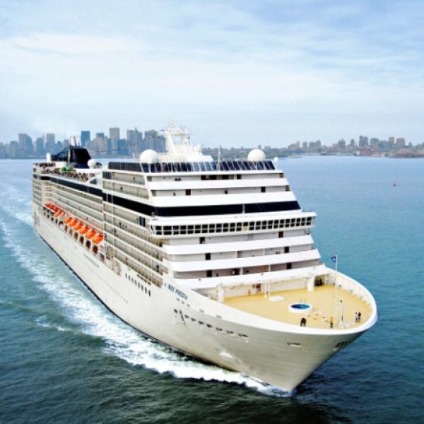 MSC Poesia - Kelet-mediterrán hajóút Velencéből