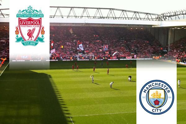 Liverpool - Manchester City BL repülős út