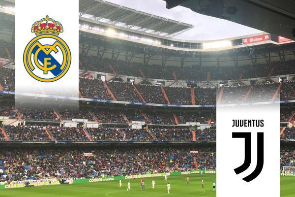 Real Madrid - Juventus BL repülős út
