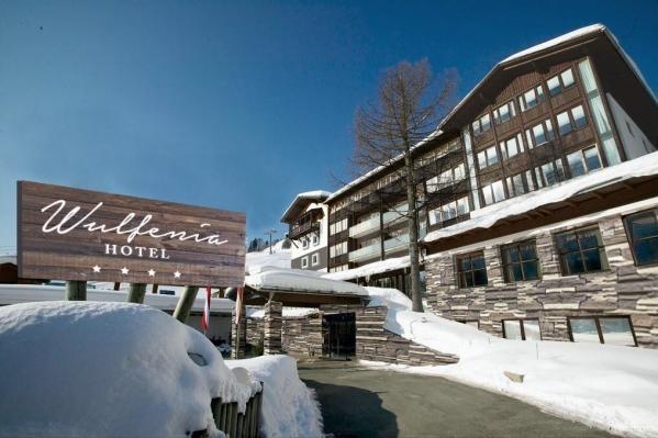 Hotel & Spa Wulfenia ****