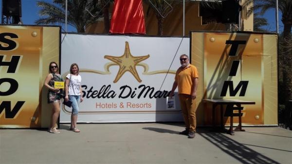 Hotel Stella Di Mare Beach repülővel ***** - pozsonyi indulás