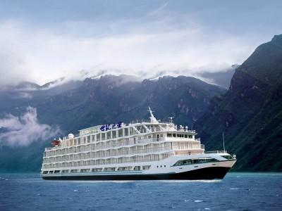 Dél-kínai nagykörút Jangce hajóúttal