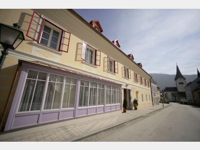JUFA Lachtal vendégház