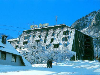 Hotel Alpina ***