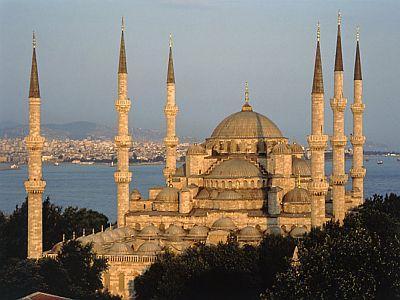Szilveszter Isztambulban