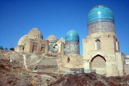 A Selyemút nyomán - Körutazás Üzbegisztánban