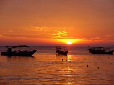 Kambodzsa: nagykörút tengerparti pihenéssel