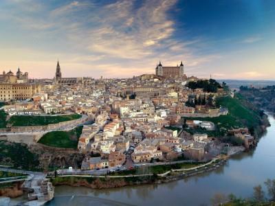 Spanyolországi nagy körutazás