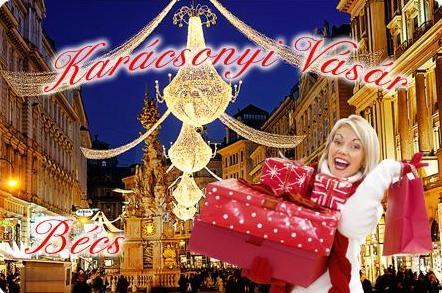 Bécs, Advent Fényeiben