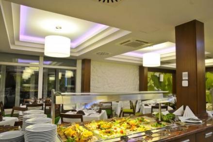 Hajdúszoboszlón - Hotel Délibáb***