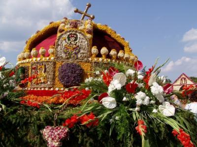 Virágkarnevál Debrecenben - Hortobágyi Hídvásár