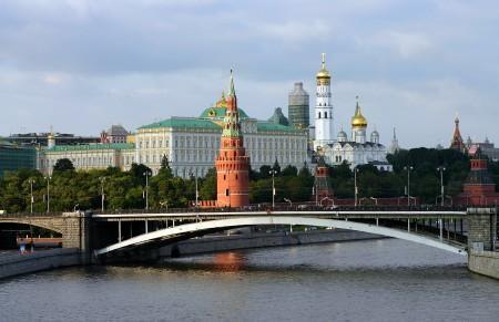 Moszkva - Szentpétervár