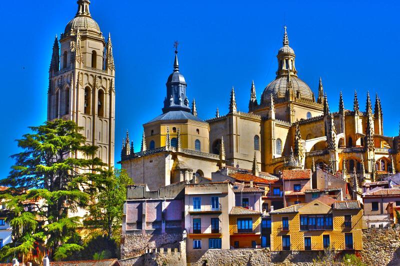 Spanyolországi nagykörutazás - autóbusszal 2021***