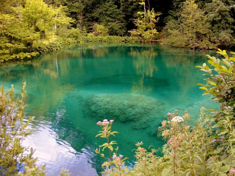 A Plitvicei Nemzeti Park varázsa