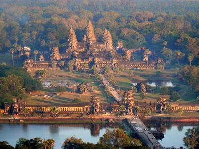 Dél-Kína - Kambodzsa - Vietnam